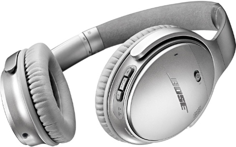 Bose coupe le fil de son casque à isolation active