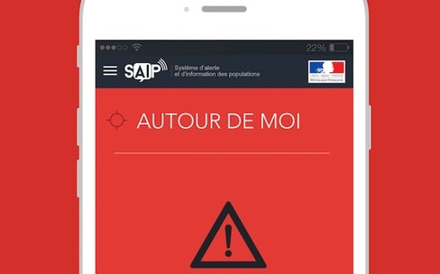 Le ministère de l'Intérieur lance une app «alerte attentat»