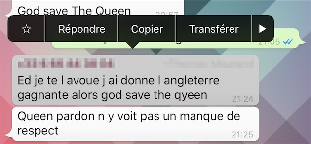Whatsapp Active Les Réponses Avec Citation Igeneration