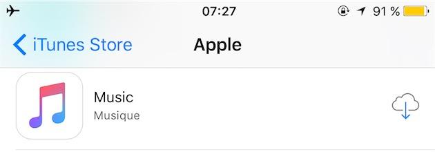 iOS 10 : la vraie-fausse suppression des apps d'Apple