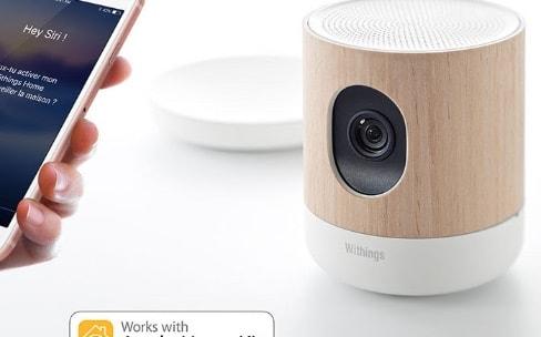 Des caméras Withings et D-Link prochainement compatibles HomeKit