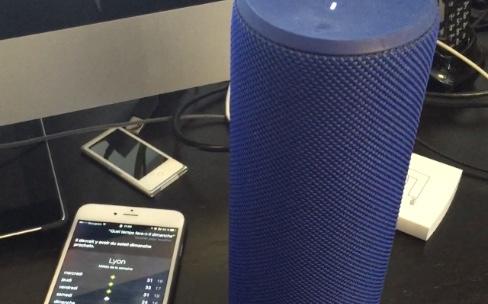 Prise en main de Siri avec l'enceinte UE MEGABOOM