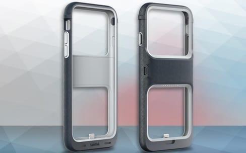 iXpand Memory Case : un étui avec du stockage et une batterie