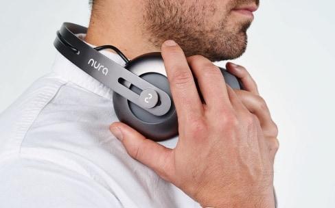 Nura, le casque qui s'adapte à vos oreilles