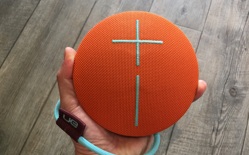 Test de l'enceinte Bluetooth UE Roll 2
