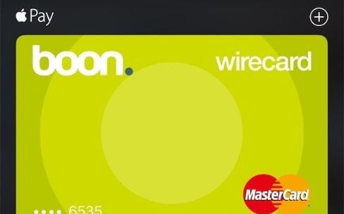 Apple Pay: le service Boon disponible cet été en France