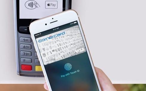 Apple Pay est disponible en Suisse