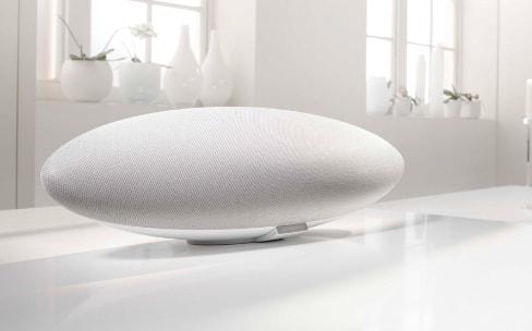 L'imposante enceinte Zeppelin Wireless bientôt en blanc