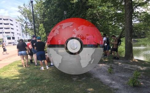 Pokémon GO, déjà un phénomène de société