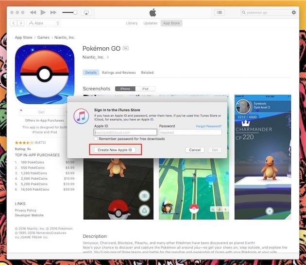 Comment cr er un compte sur l 39 app store us pour jouer for Logiciel pour empecher les fenetre publicitaire