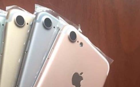 iPhone 7 : une première vidéo