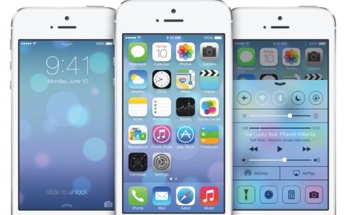 L'interface d'iOS10 s'est épaissie depuis 3 ans
