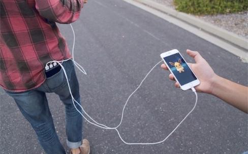 Surprise! Pokémon GO flingue l'autonomie de l'iPhone