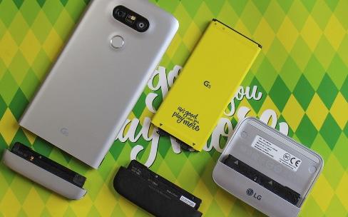 Original, le LG G5 s'est planté, classique, le GalaxyS7 a cartonné
