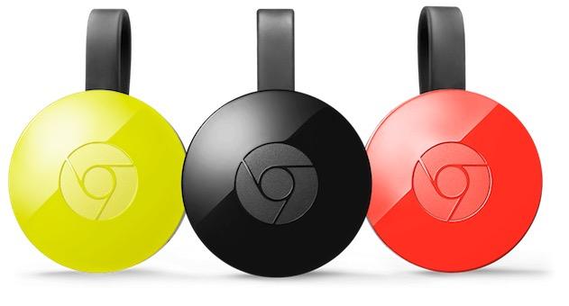Le nouveau Chromecast. Image Google.
