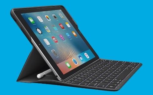 "Le clavier CREATE de Logitech adapté à l'iPad Pro 9,7"""