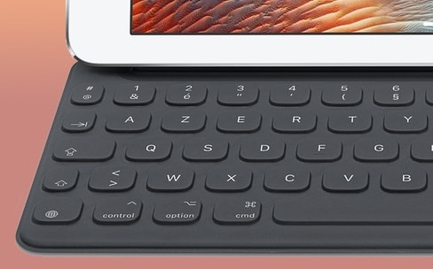 iPad Pro : le Smart Keyboard enfin disponible en AZERTY
