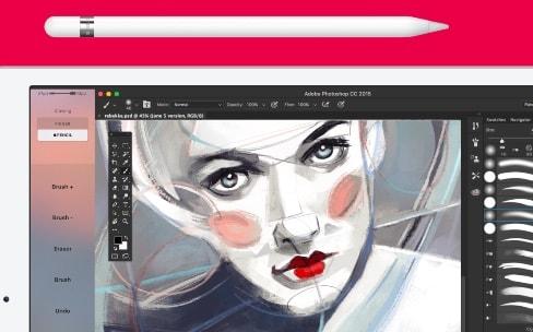 Astropad 2.0 rend l'iPad encore meilleur comme tablette graphique