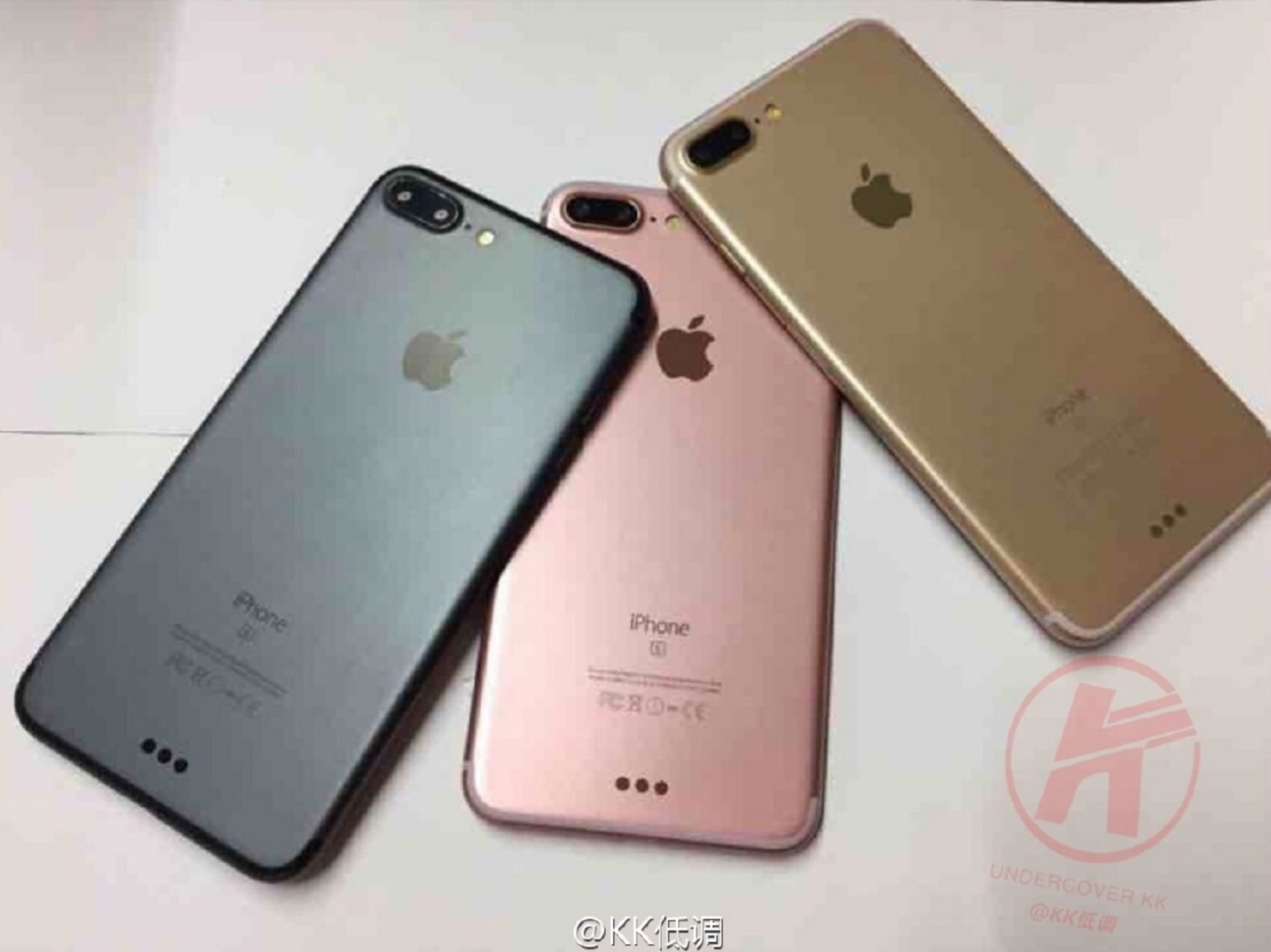 Nouvelles images de l 39 iphone 7 l 39 ext rieur comme l for Interieur iphone 7