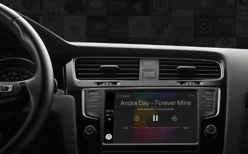 Pocket Casts maintenant compatible avec CarPlay