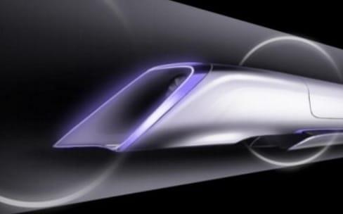 Un petit tour en Hyperloop à grande vitesse et en VR