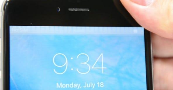 La Maladie Tactile Qui Touche De Plus En Plus D Iphone 6 Et 6