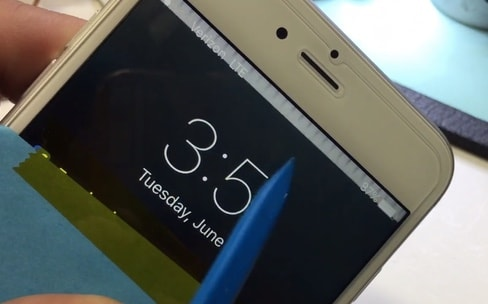 La « maladie tactile » qui touche de plus en plus d'iPhone 6 et 6 Plus