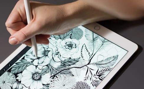 """iPad : de nouvelles fonctions """"Pro"""" avec l'Apple Pencil pour 2017"""
