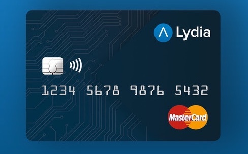 Lydia lance une MasterCard connectée au mobile