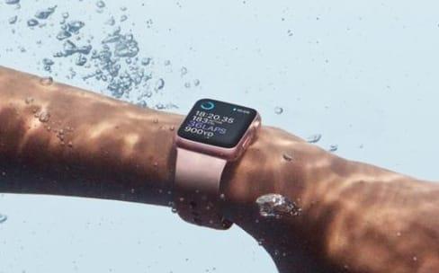 Apple Watch Series 2 : étanche, plus puissante, et Pokémon GO