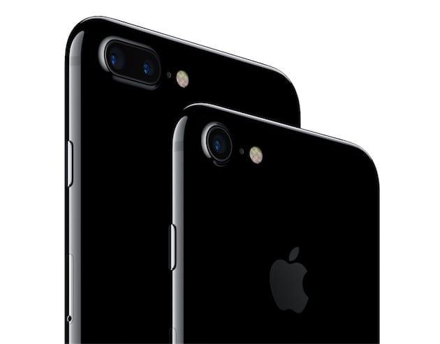 coque iphone 7 noire mat apple