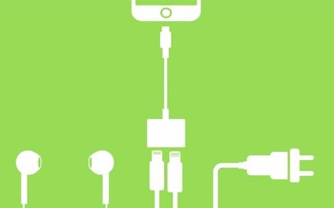 Pas de prise jack sur iPhone 7 ? À chaque problème son adaptateur