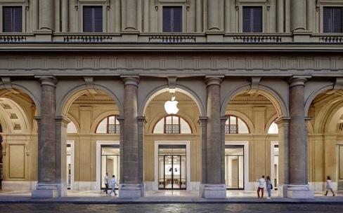 Les Apple Store n'auraient pas ou peu d'iPhone7 à vendre le 16septembre