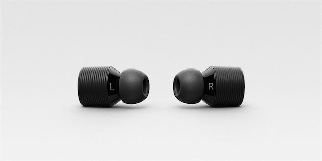 Les écouteurs d'Earin. Image Earin.