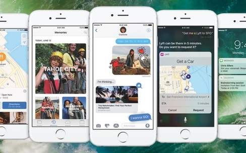 iOS 10: les 10 points-clés pour bien commencer