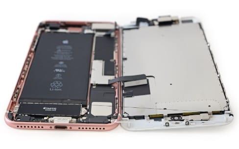 iPhone7: le Taptic Engine a éjecté la prise jack