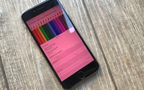 Astuce iOS 10: personnaliser la colorimétrie de l'écran