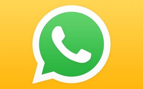Alerte à la porte dérobée dans WhatsApp