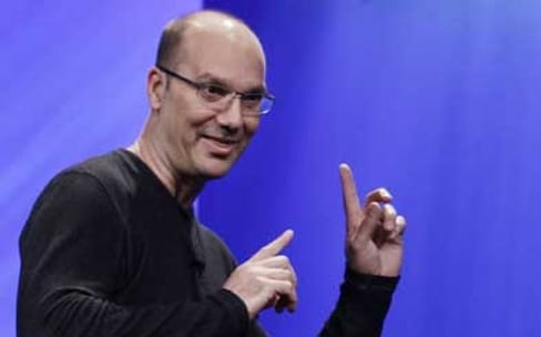 Andy Rubin, le père d'Android, travaille sur un nouveau smartphone modulaire