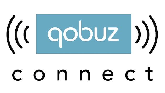 Le logo de Qobuz Connect. Image Qobuz.