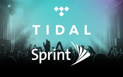 Sprint achète un tiers de Tidal