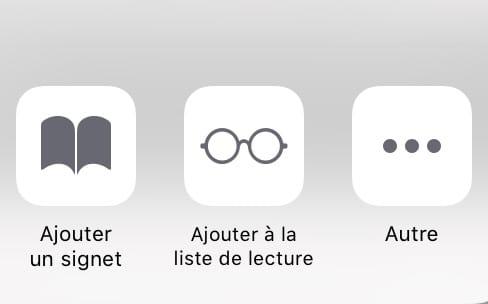 iOS 11 : utiliser la liste de lecture de Safari pour lire hors ligne
