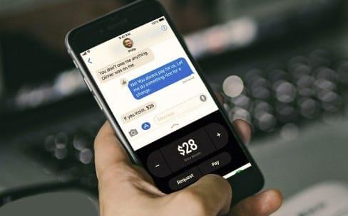 Apple Pay Cash testé par des employés Apple sous iOS11.1