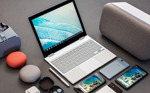 Google colle aux basques d'Apple avec les Pixel 2, Pixel Buds, Home Max, Pixelbook et Pixelbook Pen