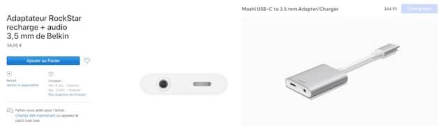 Qui a dit qu'Apple était systématiquement plus cher? Cliquer pour agrandir