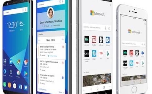 Microsoft annonce Edge en bêta pour iOS et Android