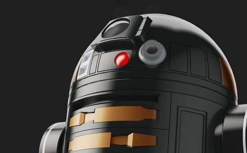 R2-Q5 : un nouveau droide Sphero au service de l'Empire