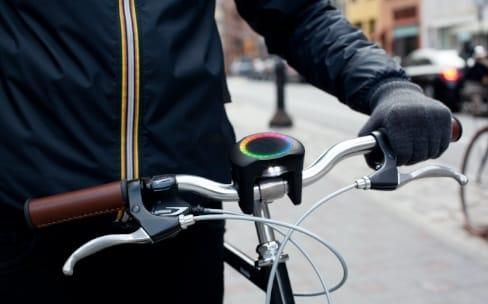 Un vélo plus intelligent avec SmartHalo