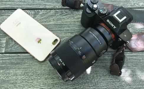 iPhone 8Plus ou appareil photo: saurez-vous faire la différence?