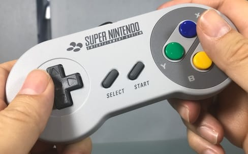 Test de la Super NES Mini